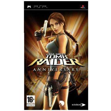 EIDOS PSP Tomb Raider Anniversary