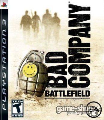 EAGAMES PS3 Battlefield: Bad Company