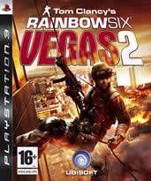 UBISOFT PS3 Tom Clancys: Rainbow Six Vegas 2