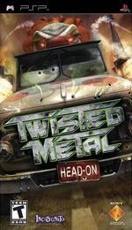 SEGA PSP - Twisted Metal: Head On