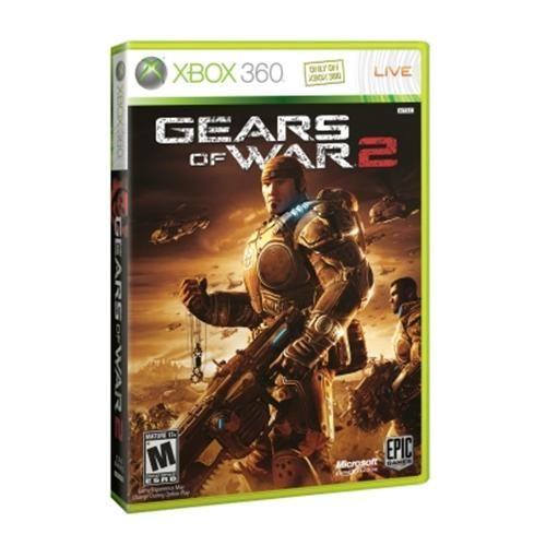 MICROSOFT Xbox 360 Gears Of War 2 CZ