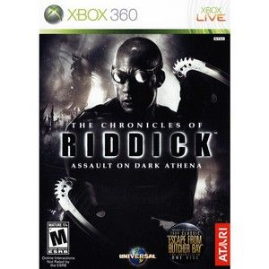 ATARI Xbox 360 The Chronicles Of Riddick: Assault On Dark Athena cena od 0,00 €