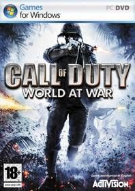 ACTIVISION Call Of Duty 5: World At War