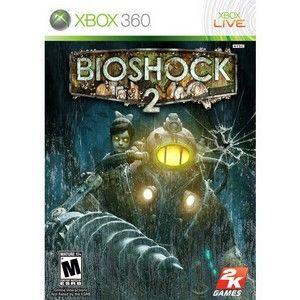2K GAMES Xbox 360 Bioshock 2 cena od 0,00 €