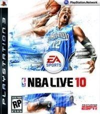 EAGAMES PS3 NBA Live 10