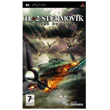 505GAMES PSP IL-2 Sturmovik: Birds Of Prey cena od 0,00 €