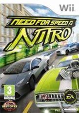 EAGAMES Nintendo Wii Need For Speed: Nitro