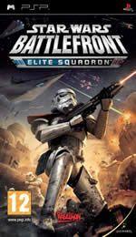 LUCASARTS PSP Star Wars: Battlefront: Elite Squadron