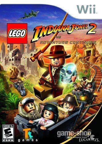 LUCASARTS PSP LEGO Indiana Jones: The Original Adventures 2