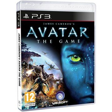 UBISOFT PS3 James Camerons Avatar: The Game