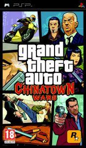 ROCKSTAR GAMES PSP Grand Theft Auto: Chinatown Wars