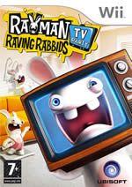 UBISOFT Nintendo Wii Rayman Raving Rabbids TV Party