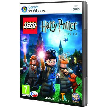 IDEA GAMES LEGO Harry Potter: Years 1-4