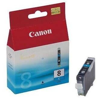 CANON CLI-8C, azurová