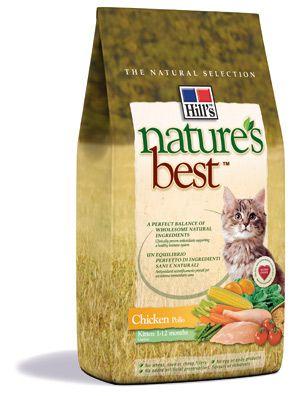 Hills Natures Best Feline Kitten Chicken 2 kg