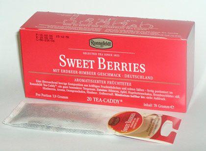 Ronnefeldt Sweet Berries Tea-Caddy cena od 0,00 €
