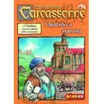 Mindok Carcassonne Opatství a starosta 5. rozšíření