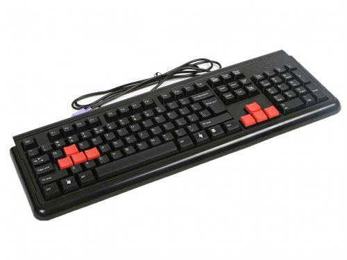 A4Tech G300 profesionální herní klávesnice PS2 cena od 0,00 €