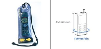AQUAPAC Small Phone / GPS 114