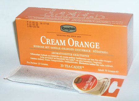 Ronnefeldt Cream Orange Tea-Caddy cena od 0,00 €