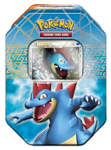 ADC černáfire Pokémon POK:Window Tins 12.