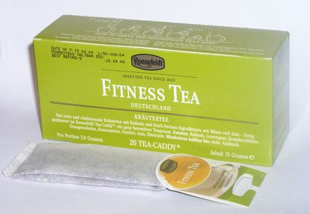 Ronnefeldt Fitness Tea-Caddy cena od 0,00 €