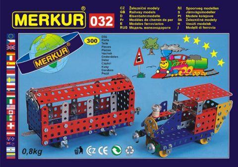 Merkur M 032 Železniční modely