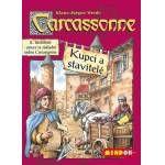 Mindok Carcassonne Kupci a stavitelé 2. rozšíření