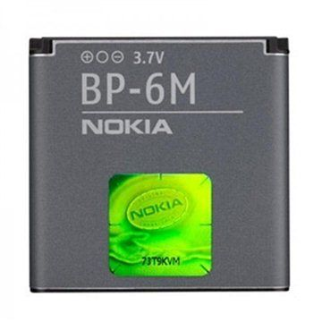 NOKIA batéria BP-6M - 9300/ 6280/ N73/ 6234, Li-Ion 1070 mAh,bulk