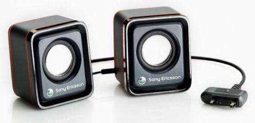 SONY ERICSSON reproduktor MPS-70 černá Orange