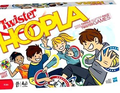 HASBRO Twister Hooplaa