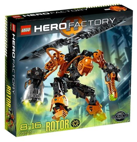 LEGO HERO FACTORY 7162 Rotor