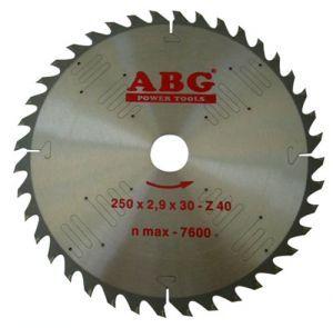 ABG VARI ABG 250x2,9x30 40z sš cena od 0,00 €