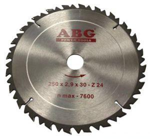 ABG VARI ABG 250x2,9x30 24z sšsv cena od 0,00 €