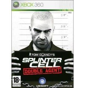 UBISOFT Tom Clancys: Splinter Cell: Double Agent pro Xbox 360