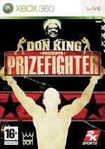 2K GAMES Don King Presents: Prizefighter pro pro Xbox 360 cena od 0,00 €