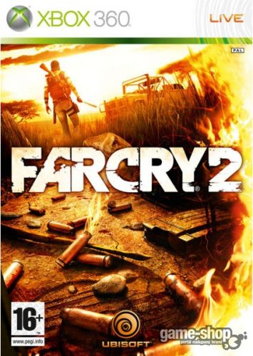 UBISOFT Far Cry 2 pro Xbox 360
