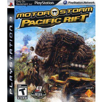 SONY MotorStorm 2: Pacific Rift pro PS3