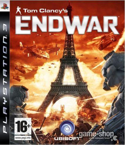 UBISOFT Tom Clancys: EndWar pro PS3