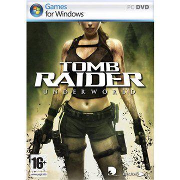 EIDOS To MB Raider: Underworld pro PC