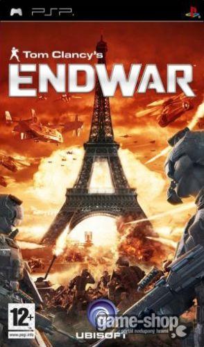 UBISOFT Tom Clancys: EndWar pro PSP