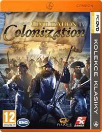 2K GAMES Civilization IV: Colonization pro PC cena od 0,00 €