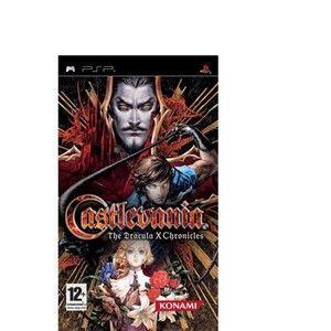 NAMCO Castlevania: The Dracula X Cronicles pro PSP