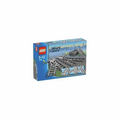 LEGO City Koleje výhybky