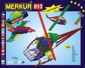 MERKUR Merkur vrtulník nebo letadlo