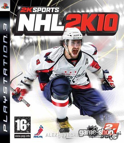 2K GAMES NHL 2K10 pro PS3 cena od 0,00 €