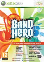ACTIVISION Band Hero pro Xbox 360