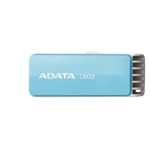 A-DATA USB kľúc Classic C802 - 8 GB modrý USB 2.0 cena od 0,00 €