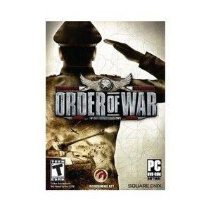 SQUARE ENIX Order Of War pro PC