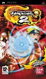 NAMCO Naruto: Ultimate Ninja 2 pro PSP